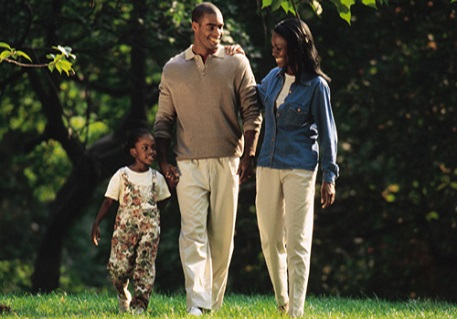 african family wellbeing