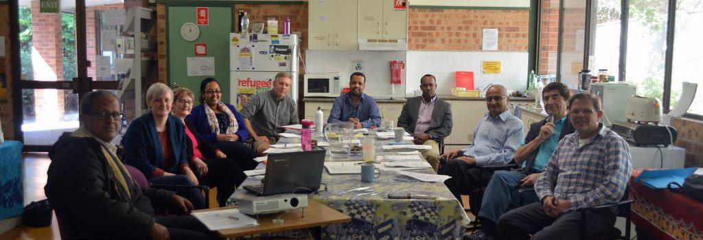 harda executive meeting