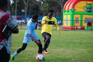 CALD Soccer Tournament